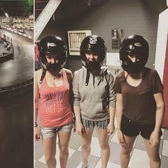 いいね!34件、コメント4件 ― Ilona Kowalska 🇵🇱さん(@ilonna_93)のInstagramアカウント: 「#girls #polishgirls #friends #happy #gokarts #gokarting」