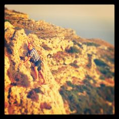101 Things to do in Malta: cliff and rock climbing.  The weather in Malta is getting warmer and warmer, and days are getting longer. If you're into climbing, Malta has a fantastic terrain and not a bad climate either