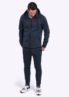 Nike Apparel Tech Fleece Windrunner - Squadron Blue