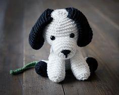 Puppy Dog Amigurumi