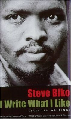 "The most potent weapon in the hands of the oppressor is the mind of the oppressed."" Like all of Steve Biko's writings, those words testify to the passion, courage, and keen insight that made him one of the most powerful figures in South Africa's struggle against apartheid. They also reflect his conviction that black people in South Africa could not be liberated until they united to break their chains of servitude, a key tenet of the Black Consciousness movement that he helped found.I Write…"
