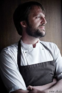 Rene Redzepi of Noma The Copenhagen restaurant, helmed by chef Rene Redzepi, is known for its championing of Nordic cuisine and use of foraged and local ingredients. Noma won the title of 'World's Best Restaurant' 2014 [He is crazy sexy you guys! Alice Waters, Restaurant Noma, Copenhagen Restaurants, Best Chef, Food Photography, Portrait Photography, At Least, Food Articles, Beverage