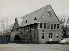 Radio Station KFUO. 801 DeMun Avenue. (1946) Missouri History Museum