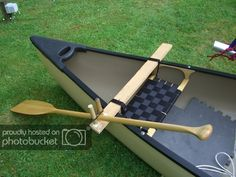 Making a Sailing Rig. Quick and easy rudder Wooden Canoe, Wooden Boat Building, Wooden Boats, Canoe Camping, Canoe And Kayak, Kayak Fishing, Sailing Kayak, Kayaking Gear, Canoeing