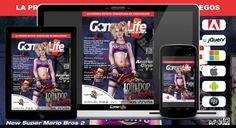 Sin excusas, disfruta de las Ediciones Digitales de GamerLife Latinoamerica en TODOS tus dispositivos