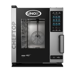 UNOX Cheftop MIND.Maps 5 Tray 1/1 GN Compact Combi Oven XECC-0513-EPR Commercial Ovens, Commercial Kitchen, Combi Oven, Commercial Catering Equipment, Cooking Pumpkin, Ice Cube Trays, Cooking Oil, Oven Baked, Meals For One