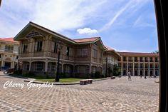 Las Casas Filipinas de Acuzar- Bagac, Bataan Philippines Bataan, Philippines, Louvre, Explore, Mansions, House Styles, Building, Travel, Viajes