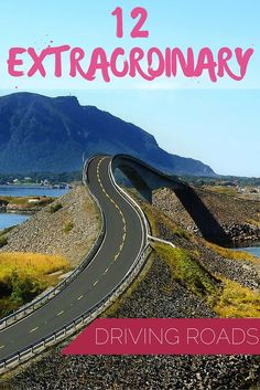 best driving roads in the world