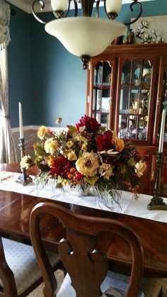 Floral Arrangement XL Centerpiece By GiftsByWhatABeautifu