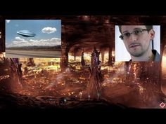 Edward Snowden: UFOs Ven A partir de Ultra-Terrestres de la Civilización en la Tierra Manto | Más allá de Ciencia