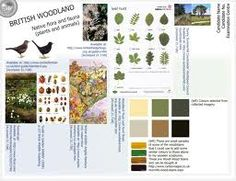 Not only can we benefit from interior design boards but our landscape ideas can get organised as well.