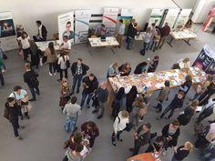 Auf der Abiturientenmesse Infotag Medizinstudium informierten sich die Besucher über den Zugang zum Medizinstudium.  http://planz-studienberatung.de/infotag-medizinstudium