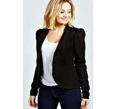 boohoo Ella Jacquard Fitted Blazer - black azz28960 Coats and jackets are a seriously statement staple this season. Whether you're taking on timeless with a trench, keeping it quirky in a kimono, or being bad ass in a bomber jacket, boohoo's got all ba http://www.comparestoreprices.co.uk/womens-clothes/boohoo-ella-jacquard-fitted-blazer--black-azz28960.asp