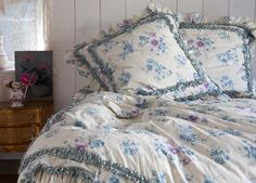 rachel ashwell simply shabby chic | How amazing is this bedding?! Love love this yummy goodness!