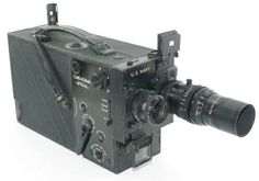 U.S. Navy Cine Kodak Special 16mm motion picture camera.