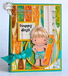 This is another one of Your Next Stamp's new World Kids Sketch Design, Card Sketches, Happy Day, Challenges, My Favorite Things, Cards, Fun, Blog, Stamps