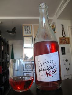 Pascual Toso Malbec Rose Sparkling