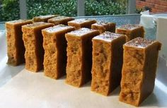 Crock Pot Honey And Oatmeal Soap