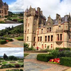 Belfast Castle, Cave Hill, Northern Ireland. I so badly wanna get married here #beautiful