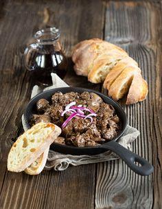 Luxusní večeře za pár korun? Dopřejte si maso i zeleninu! - Proženy French Toast, Pork, Food And Drink, Meat, Breakfast, Recipes, Kale Stir Fry, Morning Coffee, Recipies