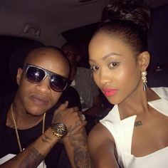 Controversial Rapper PREZZO Gets Back Together With MICHELLE? (PHOTO)