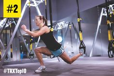 The #2 most popular #TRX‬ workout of 2015 is this list of the top 5 bodyweight…