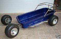 Go Kart Wheel Adapter 4 Radio Flyer Wagon Siler 17mm Bearing   eBay