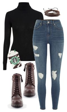 """""""#71"""" by mintgreenb on Polyvore featuring Topshop, River Island and Zodaca"""