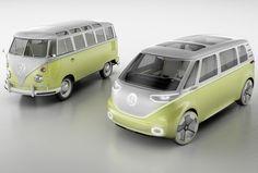 Volkswagen ID Buzz (Foto: Divulgação)