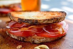 The recipe for a perfect tomato sandwich from Melissa Clark | New York Times