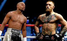 #Boxeo: El combate entre Mayweather Jr y McGregor será el 26 de agosto en Las Vegas