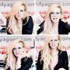 Avril Lavigne: Hello Kitty. What a cutie!