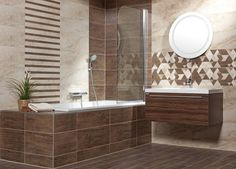 Bathroom Lighting, Sweet Home, Bathtub, Mirror, Furniture, Design, Home Decor, House, Bathroom Light Fittings