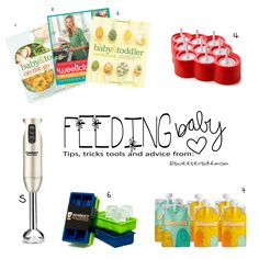 Must haves for feeding baby their first solids! Different methods and approaches.