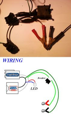 12 volt remote kill switch diagram by 12vwiz sg gear grinder on powerwheels peg perego dumar tester and charger tester