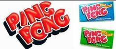 Chiclete Ping Pong