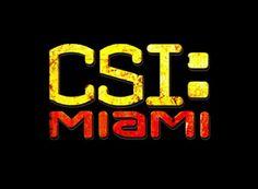 CSI: MIAMI Il logo della serie