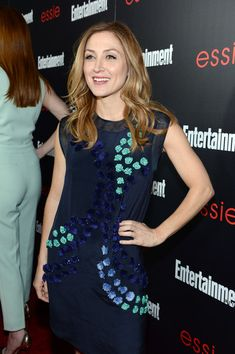 Sasha Alexander - The Entertainment Weekly Celebration Honoring This Year's SAG Awards Nominees Sponsored By TNT & TBS And essie - Red Carpe...