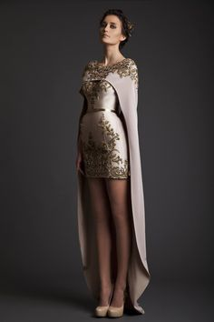 it shall look like this one - Krikor Jabotian Spring 2014 Dresses — Akhtamar Couture Collection Casual Mode, Couture Collection, Bridal Collection, Summer Collection, Mode Inspiration, Fashion Inspiration, Beautiful Gowns, Gorgeous Dress, Dream Dress
