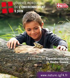 La Journée Mondiale de l'Environnement, est l'occasion de rappeler que le Département s'engage tout au long de l'année dans une politique volontariste et ambitieuse en faveur de la préservation et de la mise en valeur des #ENSDep74 et des paysages du territoire haut-savoyard !  + d'infos, d'animations : www.nature.cg74.fr