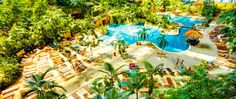 Tropical Islands resort - near Berlin
