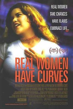 """""""Real Women Have Curves."""" A delightful film about a Latina teenager growing up in East Los Angeles. Curve Movie, All Movies, Movies And Tv Shows, Movie Tv, Movie List, East Los Angeles, Movies Worth Watching, Woman Movie, Movies"""