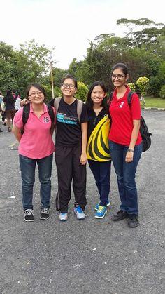Field Trip to #KampungSungaiMai Jerantut Pahang with Yi Xien, Shyu Fern and Gurp!