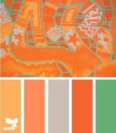 bathroom or kitchen color palette