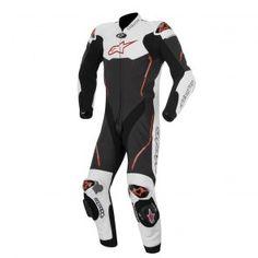 ALPINESTARS - Atem 2015 Leather Suit Black/White/Red