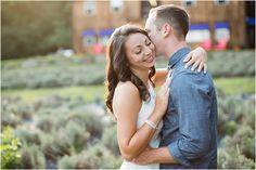Lavender Farm Engagement Session | Peace Valley Park Engagement Session | Philadelphia PA Wedding Photographer | Jason and Nicole