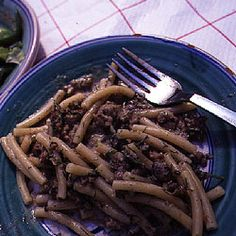 Ziti with Sausage and Fennel Recipe | SAVEUR