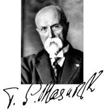 Image result for t g masaryk