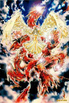 Rekka no Honoo: Final Burning (Special) /// Genres: Action, Adventure, Magic, Martial Arts, School, Sci-Fi, Super Power