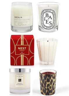 Top Five Scented Candles